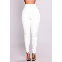 Chrissy High Rise Leggings - White  Women Leggings Cheap PRvRDLMJ