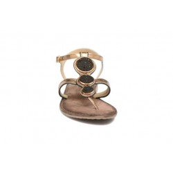 Tamaris Phacélie (Bronze and Gold) - Sandals - Womens Buckles Sandals 281866